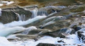 река горы Стоковые Изображения RF