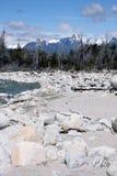 река гор Стоковая Фотография RF