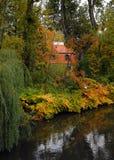 река дома Стоковые Изображения RF