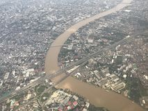 Река жизнь Стоковое фото RF