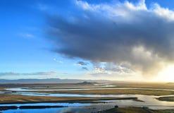 Река замотки Стоковая Фотография RF
