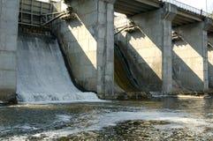 река запруды Стоковая Фотография RF