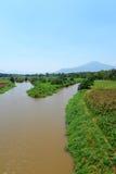 Река земледелия Стоковое Фото