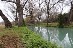 Река зеркала Стоковая Фотография RF
