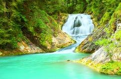 Река Изара Стоковые Изображения