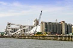 река индустрий hudson Стоковая Фотография