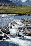 река Исландии стоковое фото