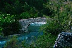 Река Испании стоковая фотография