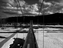 Река и памятники Стоковое Изображение RF