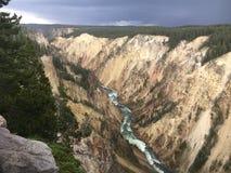 Река каньона стоковые изображения rf