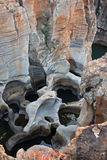 река каньона blyde Стоковое Изображение