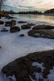 Река Кристл Стоковая Фотография RF