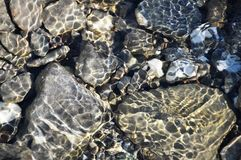 река кровати Стоковое Фото