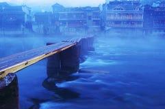 река ландшафта Стоковые Изображения RF