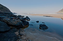 река лимана Стоковое Изображение