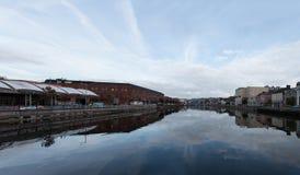 Река Ли в пробочке Стоковое Изображение RF