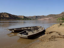Река матери Стоковое Фото