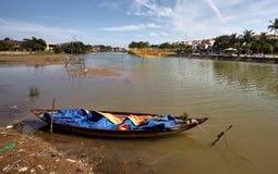 Река малой воды Hoi Стоковая Фотография