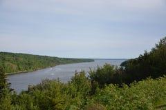 Река Мейна стоковое изображение rf