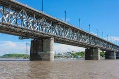 река моста самомоднейшее излишек Стоковое Изображение