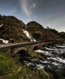 река моста старое Стоковое Фото