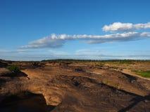 Река неба каменное Стоковые Фото