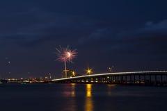 река независимости Стоковая Фотография