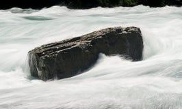 Река Ниагара на прогулке белой воды в Канаде Стоковое Изображение