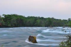 Река Ниагара Стоковое Изображение RF