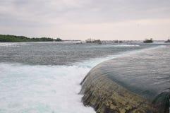 Река Ниагара Стоковая Фотография