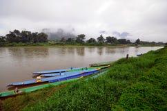 Река песни Nam Стоковое Изображение RF