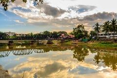 Река Пинга Стоковая Фотография RF