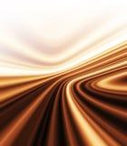 река принципиальной схемы шоколада Стоковая Фотография