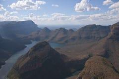 река природных ресурс ресурсов каньона blyde стоковые фотографии rf