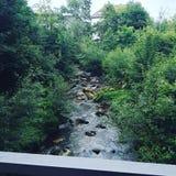 Река (плохое Nauheim) Стоковая Фотография