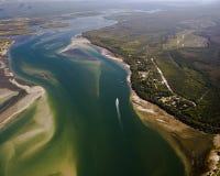 река рта Стоковые Изображения