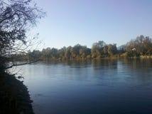 Река Сакраменто стоковое изображение rf