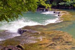 Река Словения Krka стоковая фотография rf