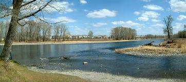 река смычка Стоковые Фотографии RF