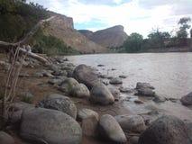 река США Аризоны colorado horseshoe Стоковое Изображение
