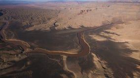 река США Аризоны colorado horseshoe Стоковые Фотографии RF