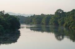река Таиланд kwai главное западный Стоковая Фотография RF