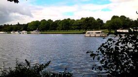 Река Темза в Henley Стоковые Изображения