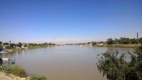 Река Тигр Стоковые Изображения