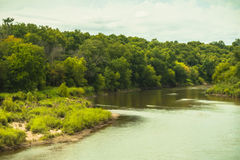 Река Турции Стоковое фото RF