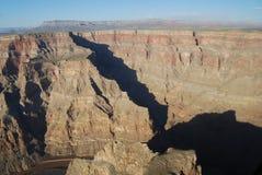Река через каньон Стоковое Изображение RF