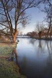 Река Эвон Стоковые Изображения