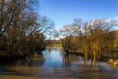 Река Эвон Стоковая Фотография