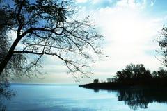 река 001 Стоковая Фотография