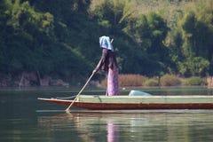 река 2 жизней Стоковые Фото